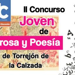II Concurso joven de prosa y poesía de Torrejón de la Calzada